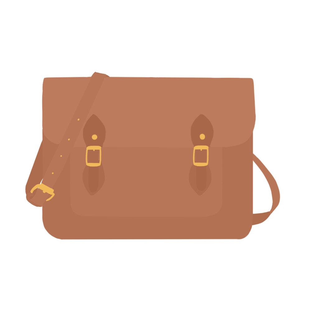 Satchel Bag Accessories - the concept wardrobe