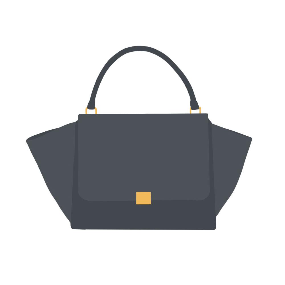 Trapeze Bag Accessories - the concept wardrobe