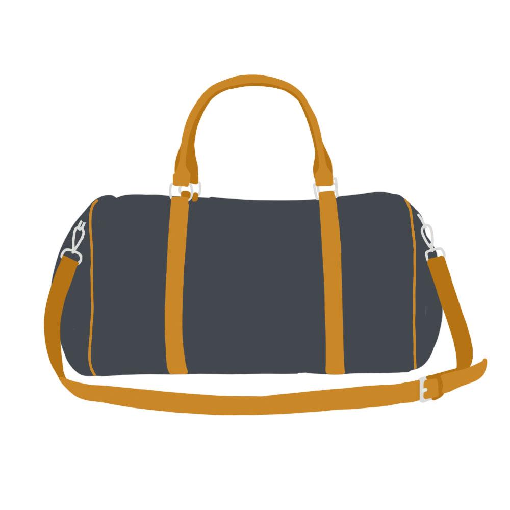 Duffel Bag Accessories - the concept wardrobe