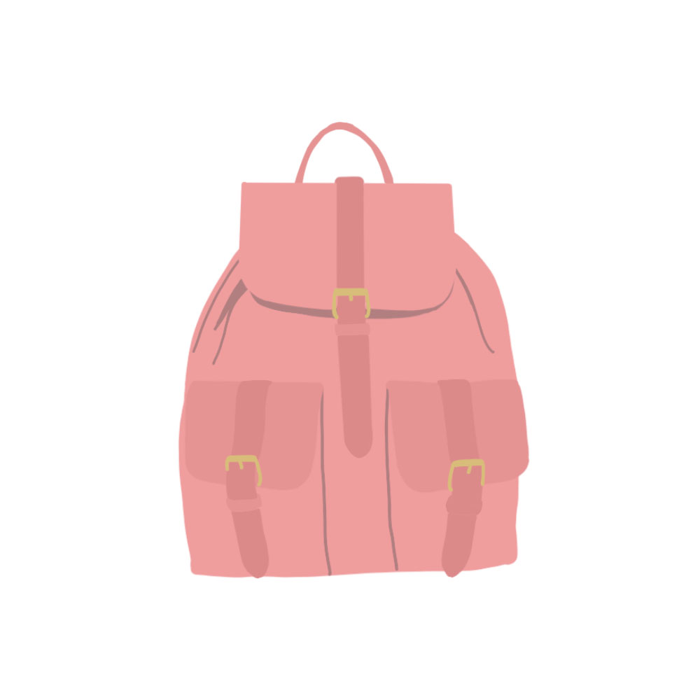 Backpack Bag Accessories - the concept wardrobe
