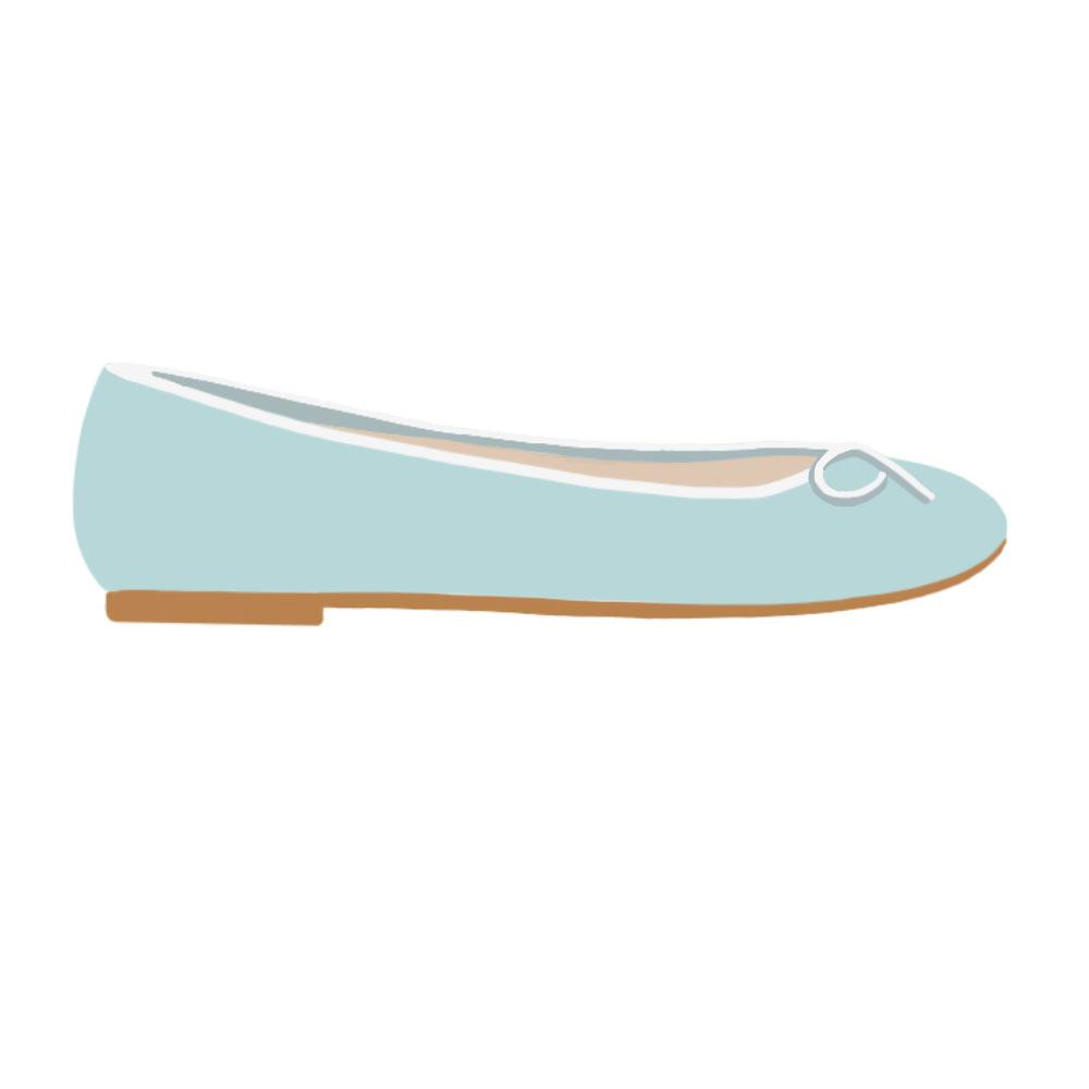 Ballerina Flats Shoes - the concept wardrobe