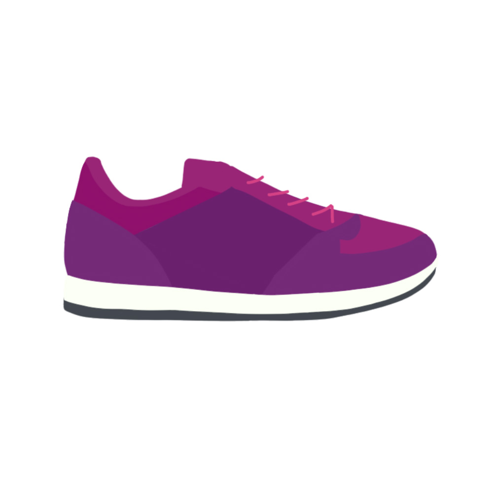 Trainers Flats Shoes - the concept wardrobe