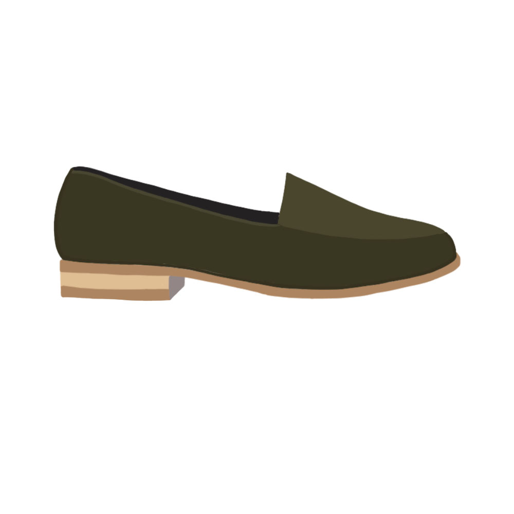 Loafers Flats Shoes - the concept wardrobe
