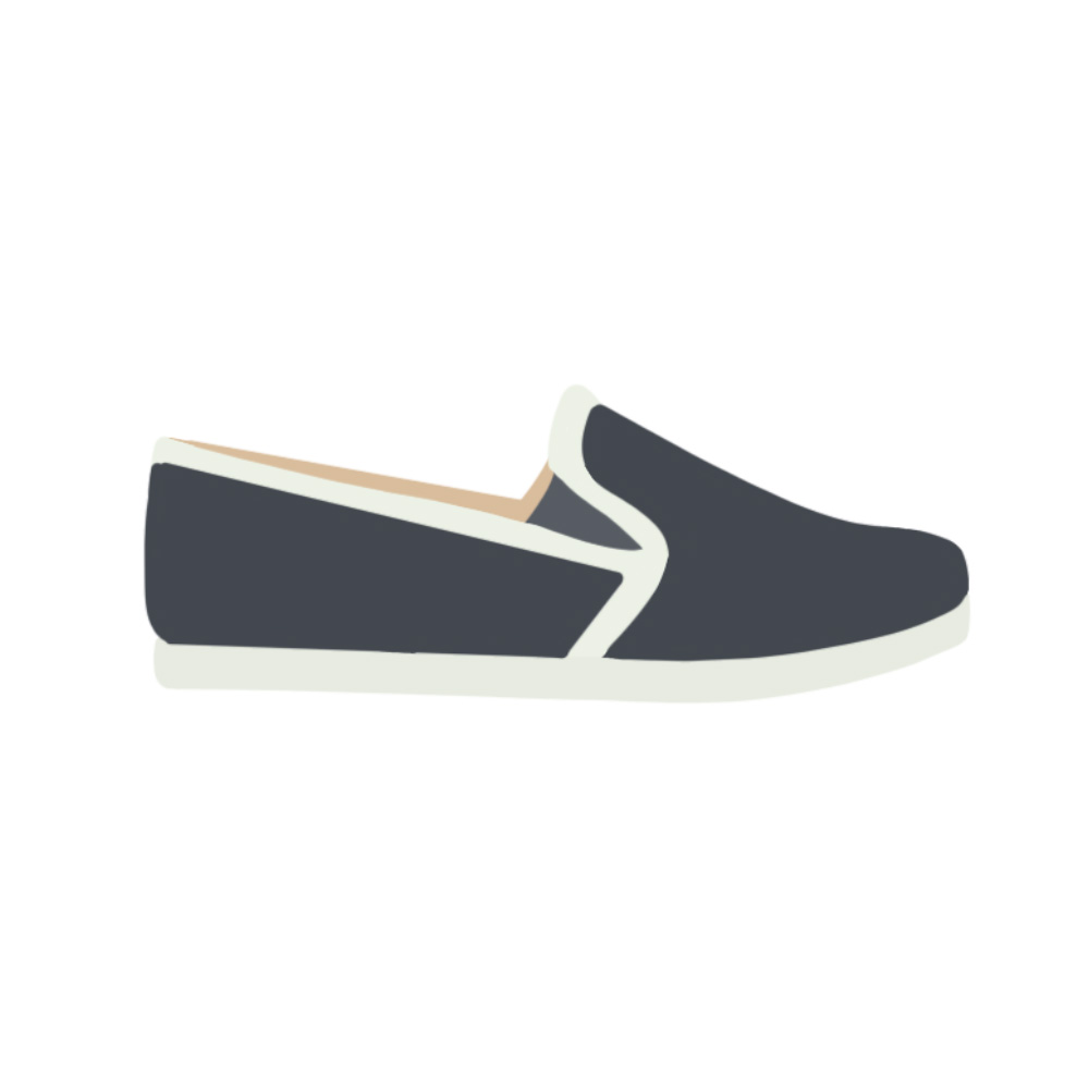 Slip-Ons Flats Shoes - the concept wardrobe