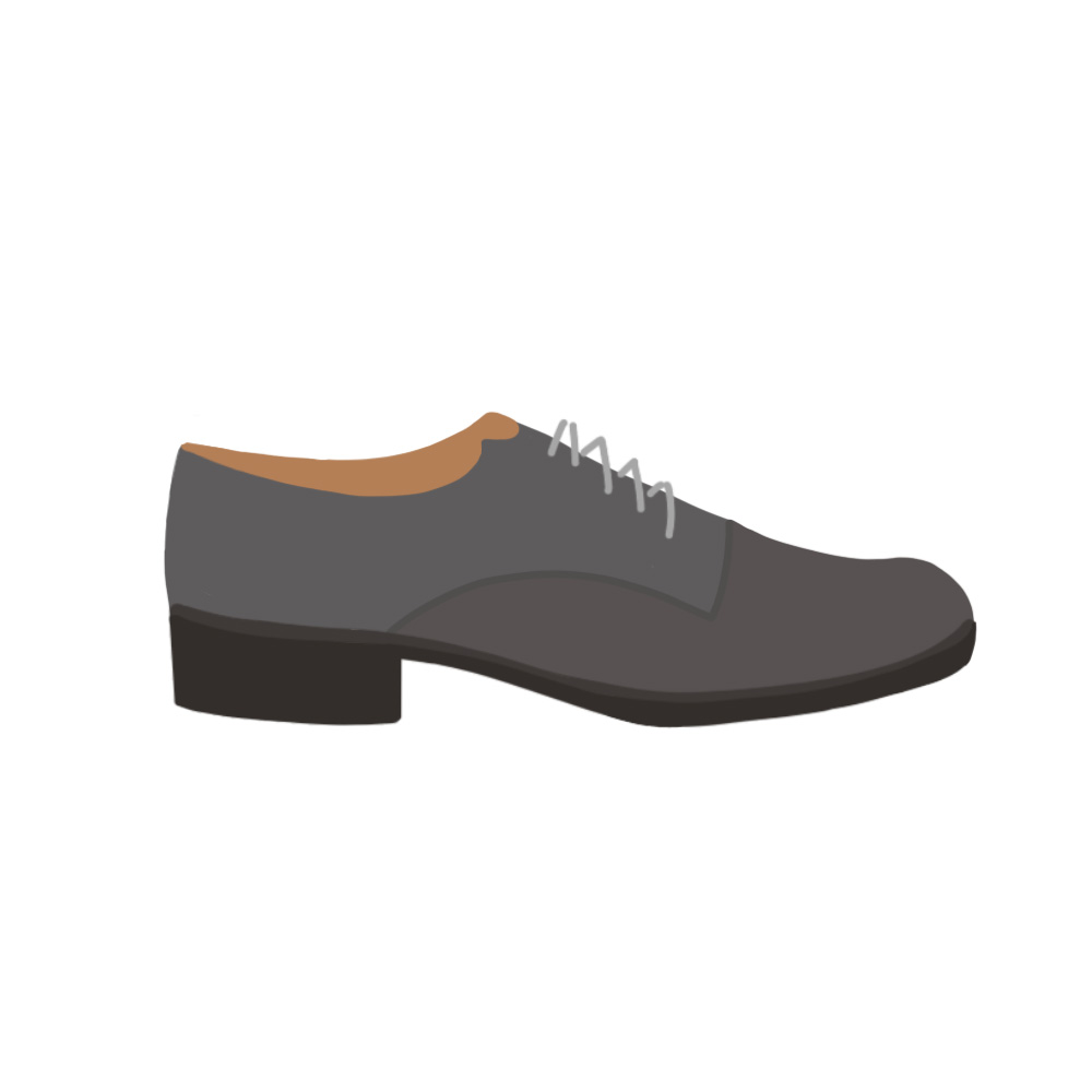 Derby Shoes Flats - the concept wardrobe