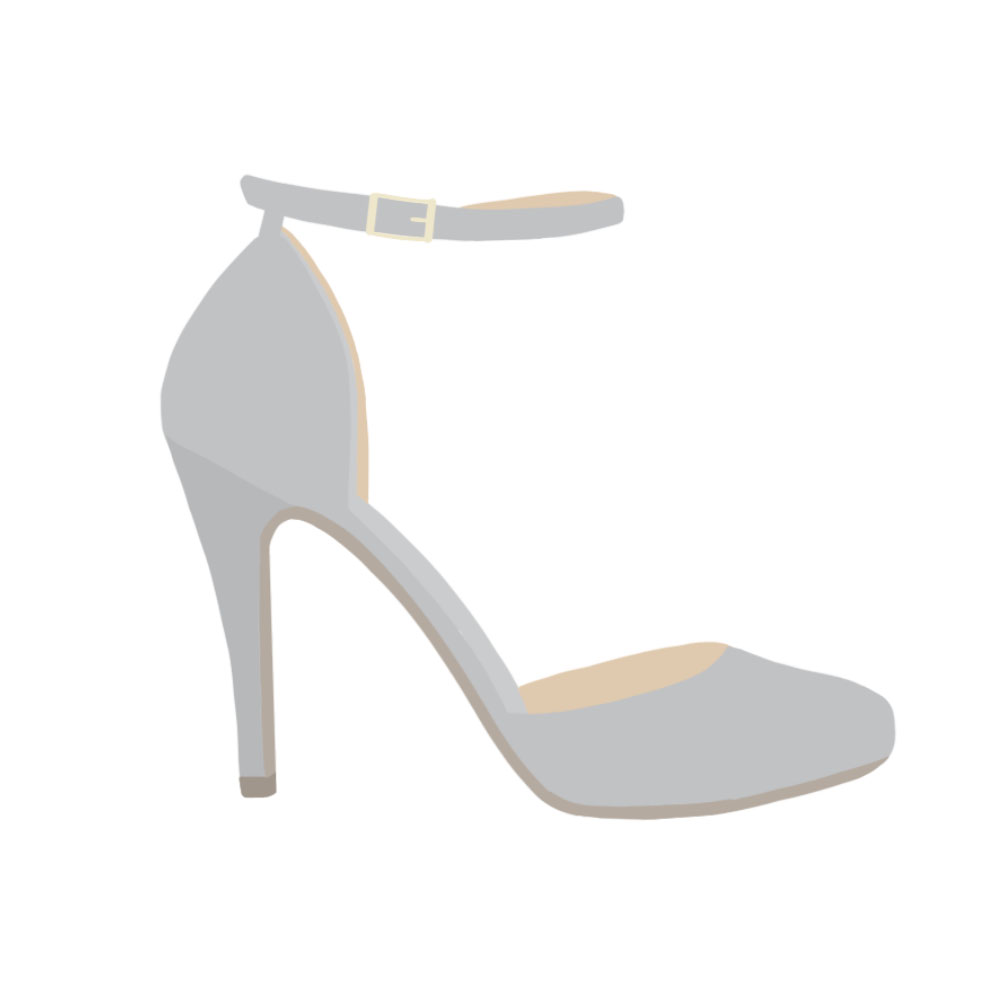 Ankle Straps Shoes - the concept wardrobe