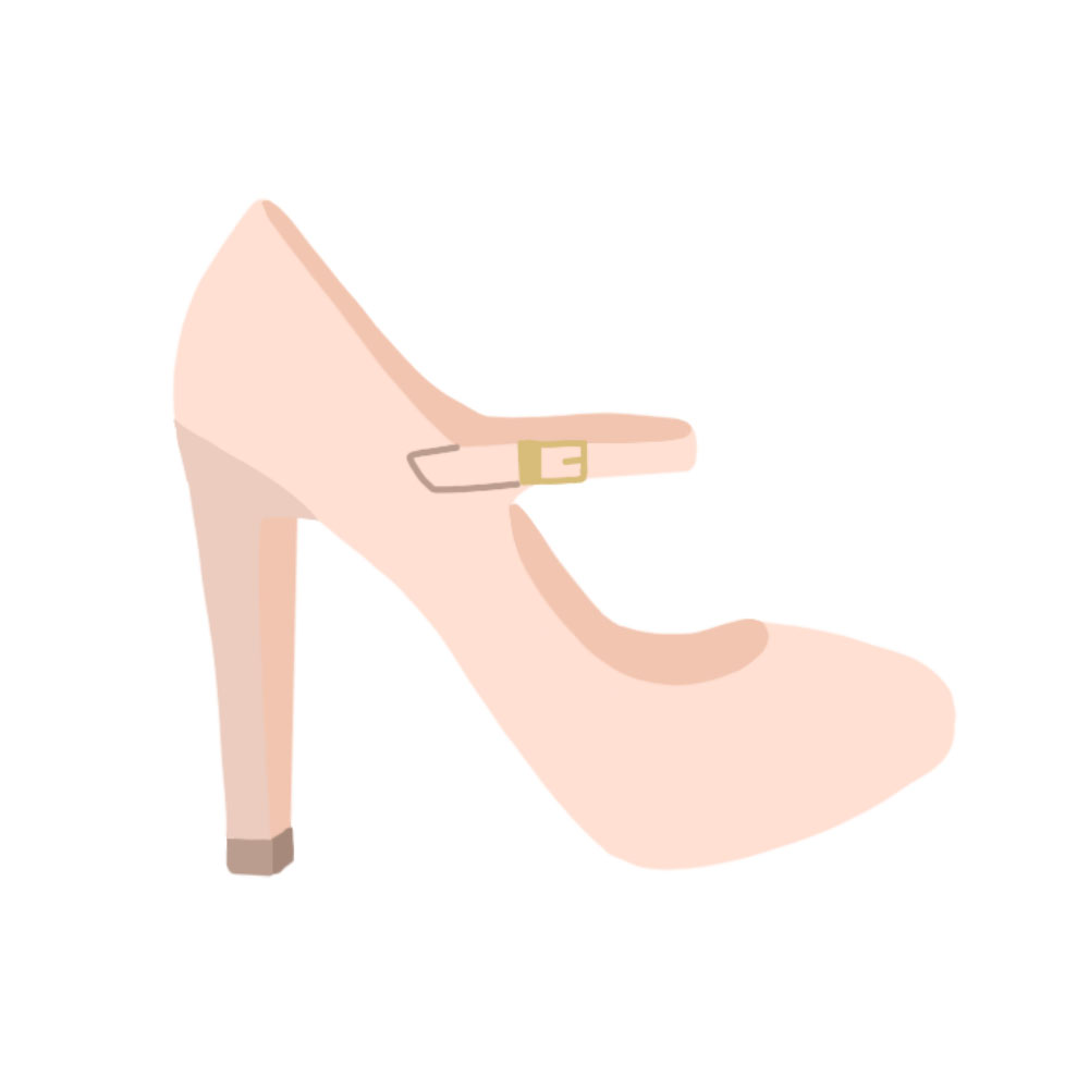 Mary Janes Shoes - the concept wardrobe