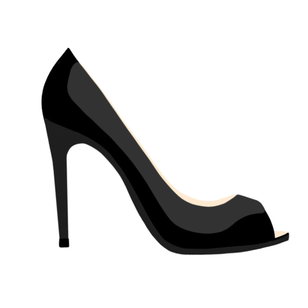 Peep Toes Shoes - the concept wardrobe
