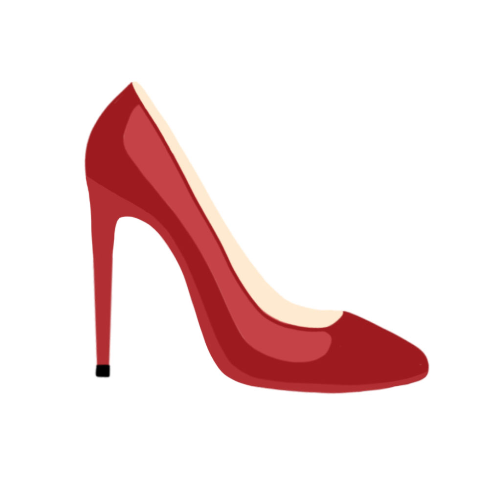 Stilettos Shoes - the concept wardrobe