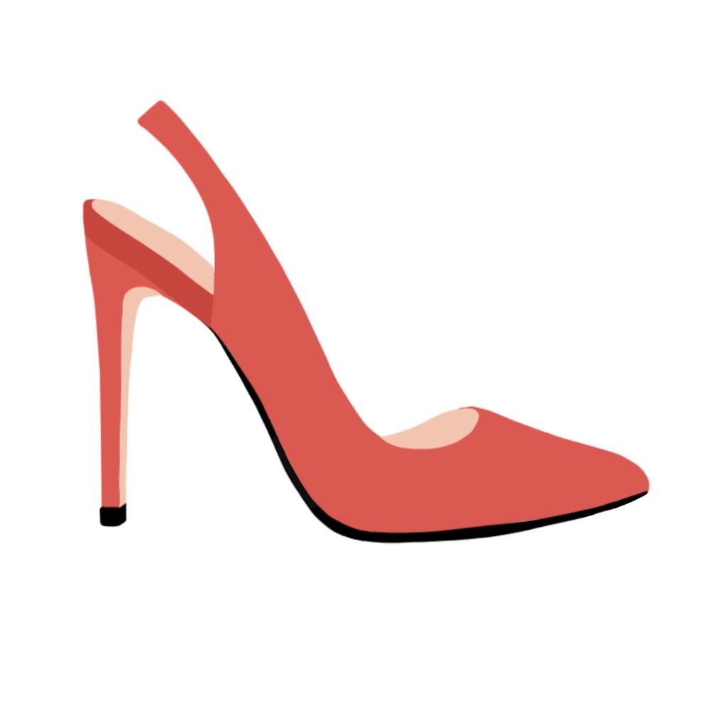 Slingbacks Shoes - the concept wardrobe