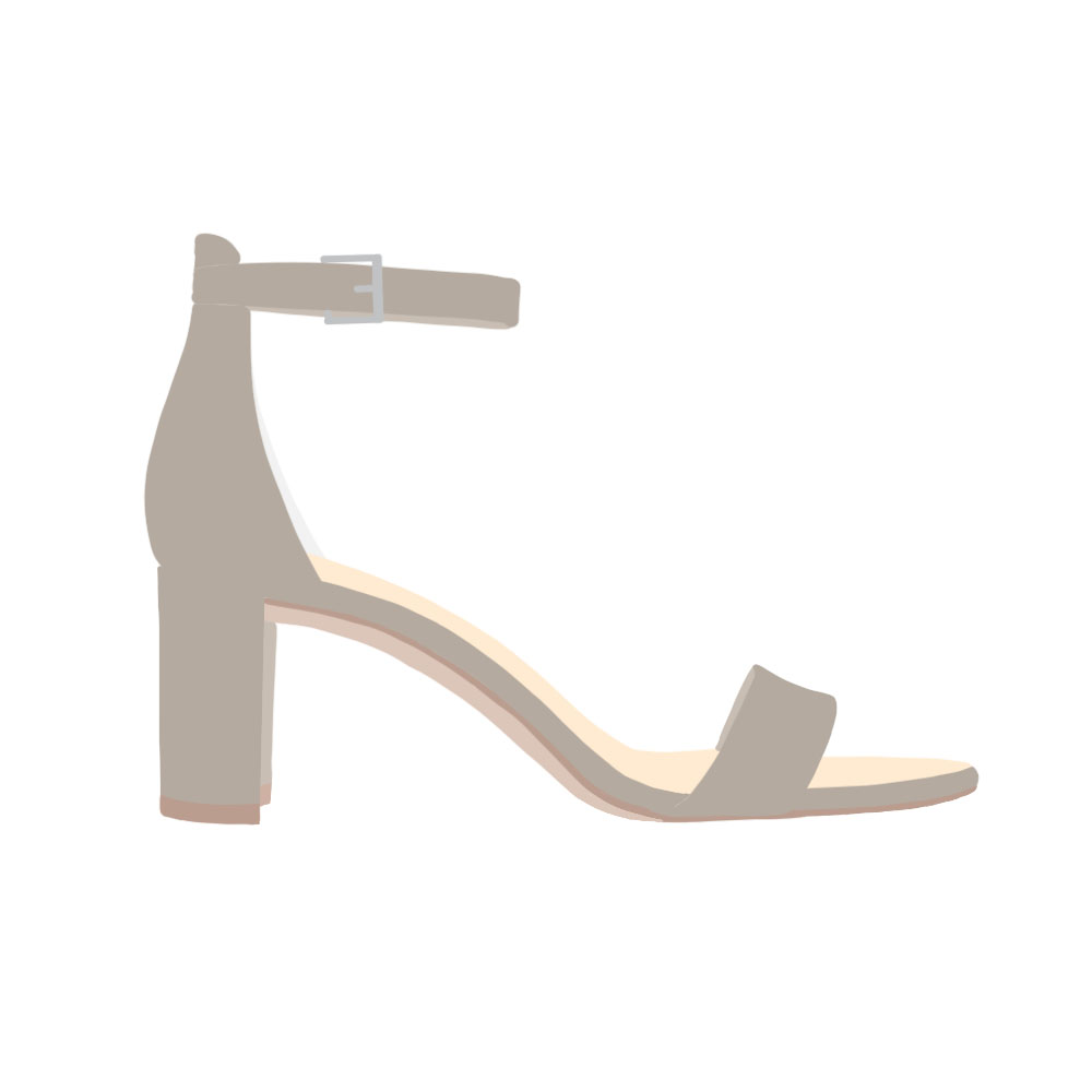 Block Heels Shoes - the concept wardrobe