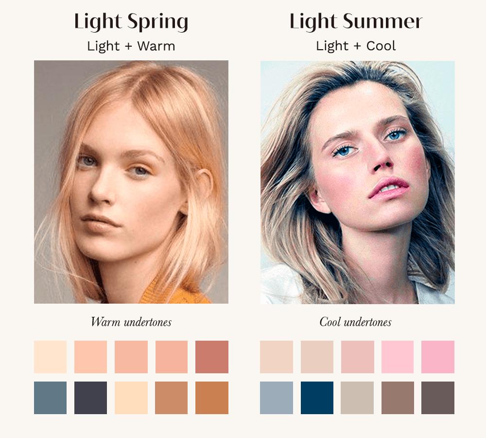 Light Spring: A Comprehensive Guide  the concept wardrobe