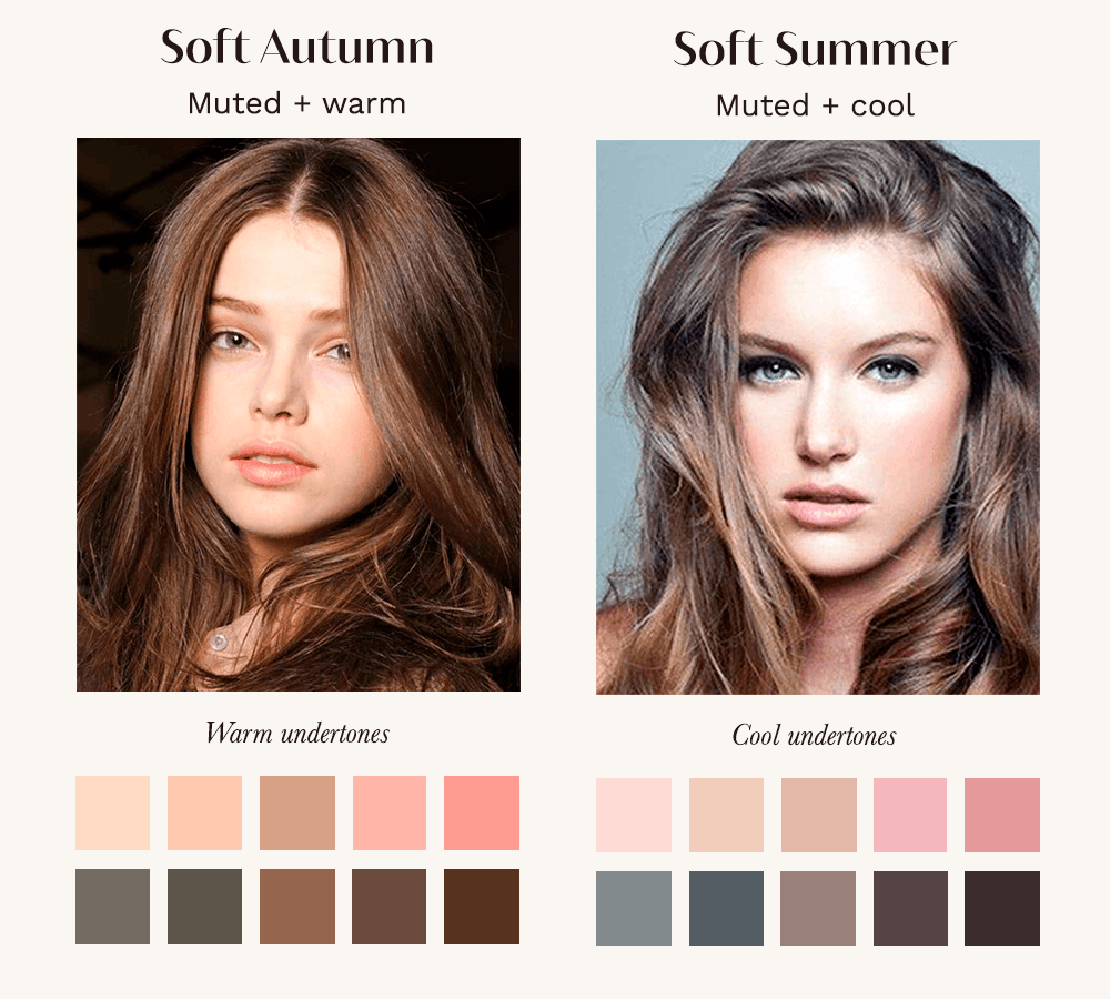 Soft Autumn A Comprehensive Guide The Concept Wardrobe