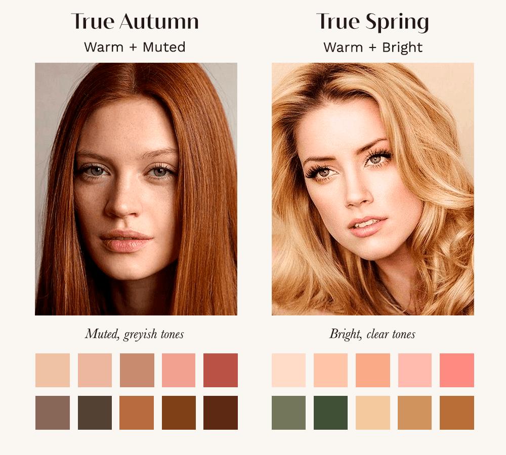 True Autumn: A Comprehensive Guide  the concept wardrobe