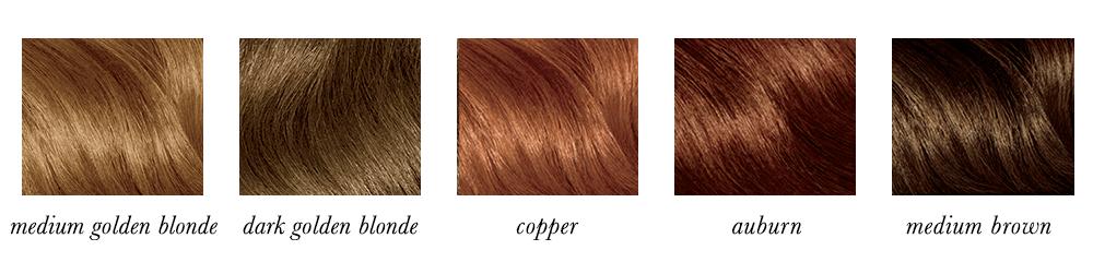 Bright Spring Hair Colours
