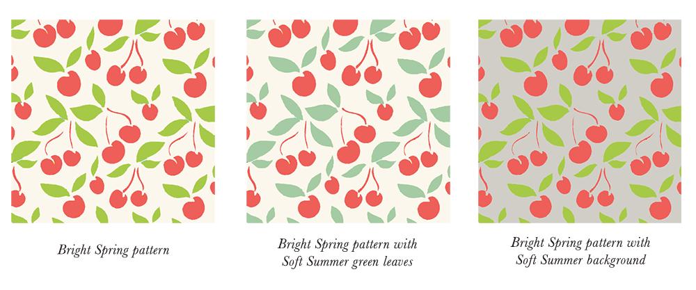 Bright Spring Patterns & Prints