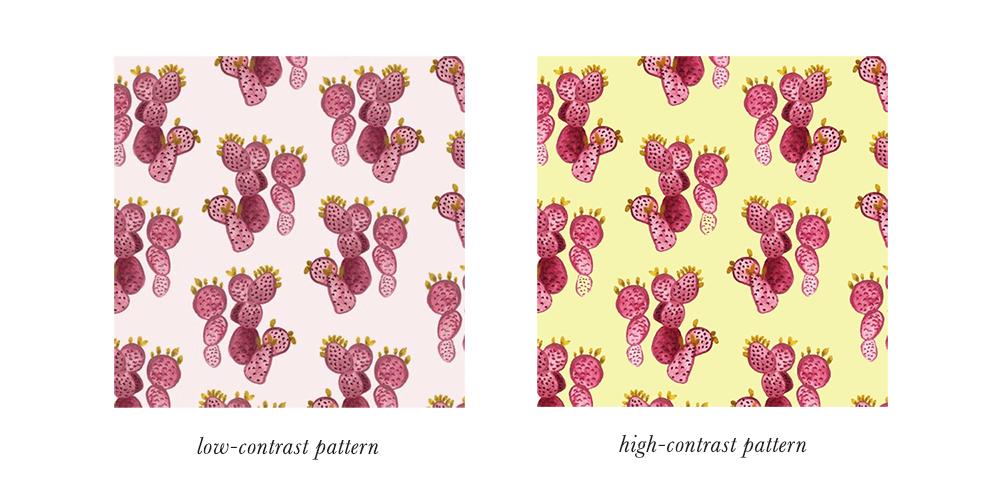 True Spring Patterns & Prints Contrast