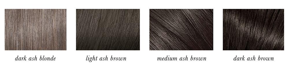 True Summer Hair Colours