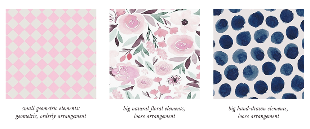 True Summer Patterns & Prints Elements