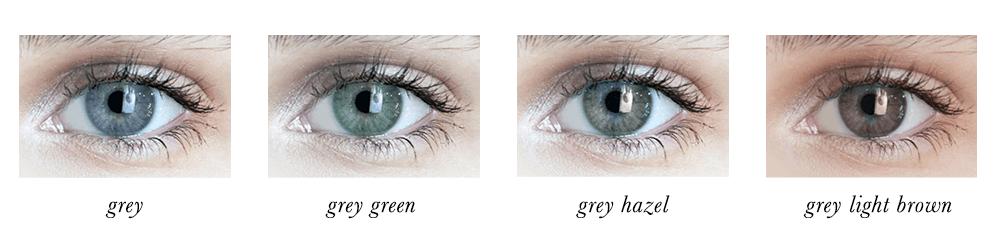 Soft Summer Eye Colours