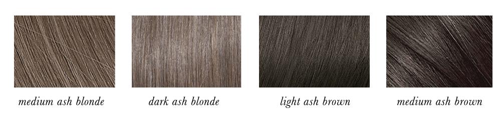 Soft Summer Hair Colours