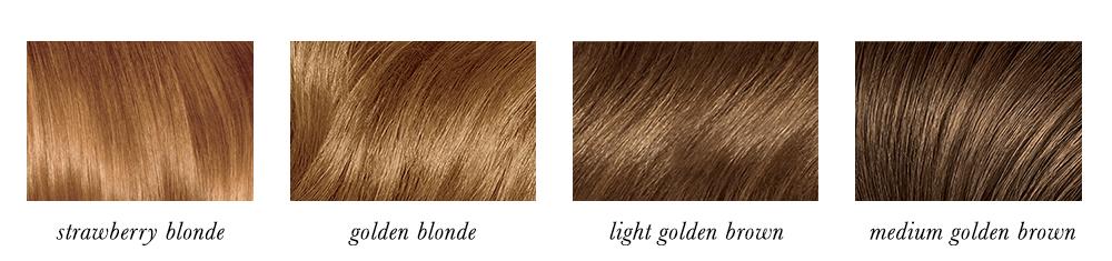 Soft Autumn Hair Colours