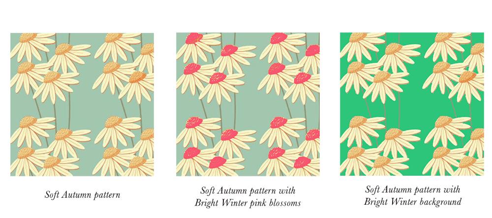Soft Autumn Patterns & Pints
