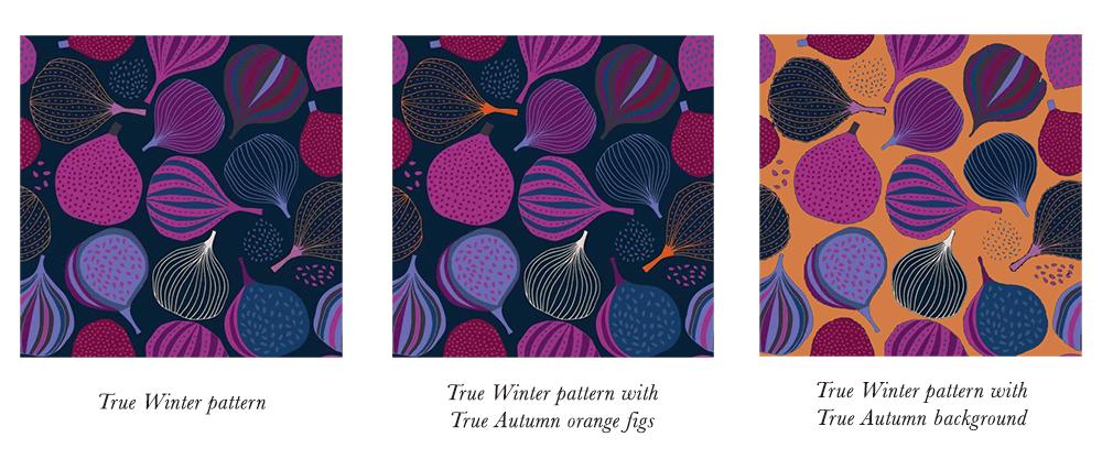True Winter Patterns & Prints
