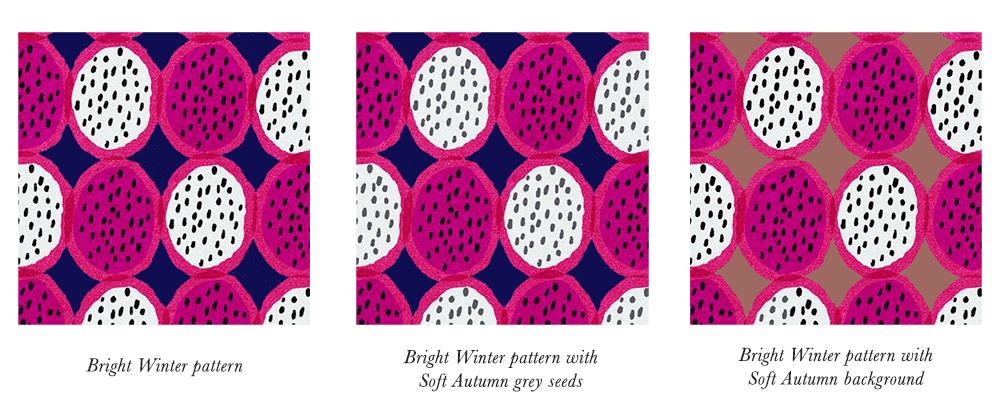 Bright Winter Patterns & Prints