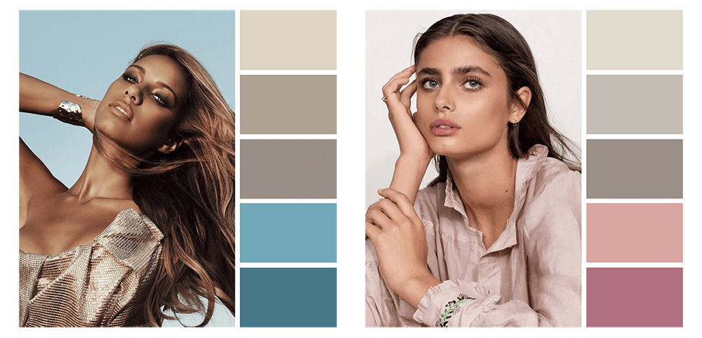 Soft Summer Examples