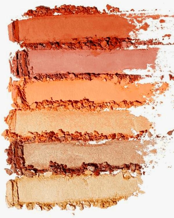 Bright Spring Make-up Palette Title Image