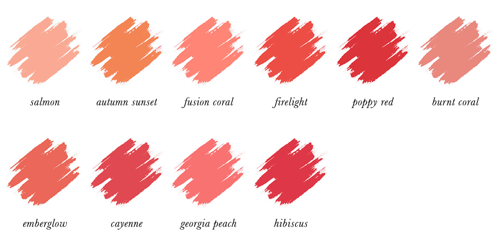 Colour Analysis for People of Colour - True Spring Lipstick Colours