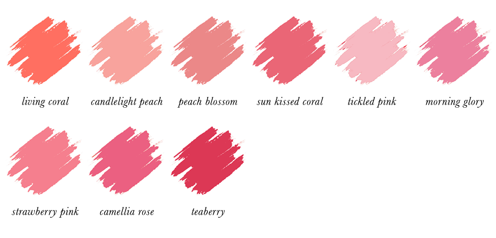 Colour Analysis for People of Colour - Light Spring Lipstick Colours