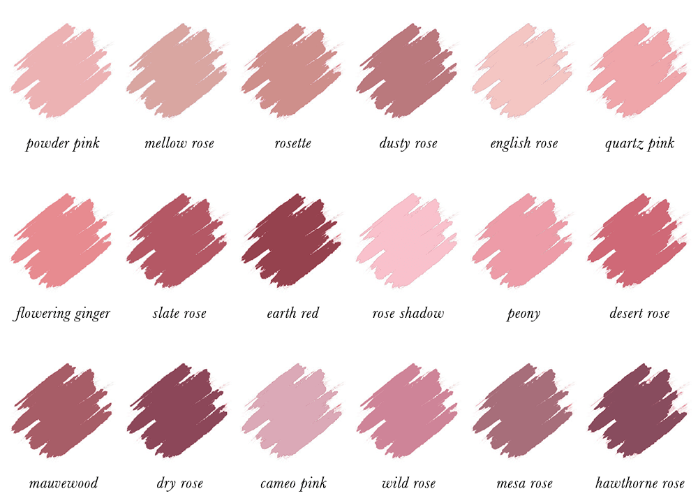 Colour Analysis for People of Colour - Soft Summer Lipstick Colours