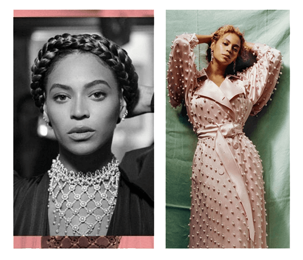 Style Essences Example - Beyonce Ingenue