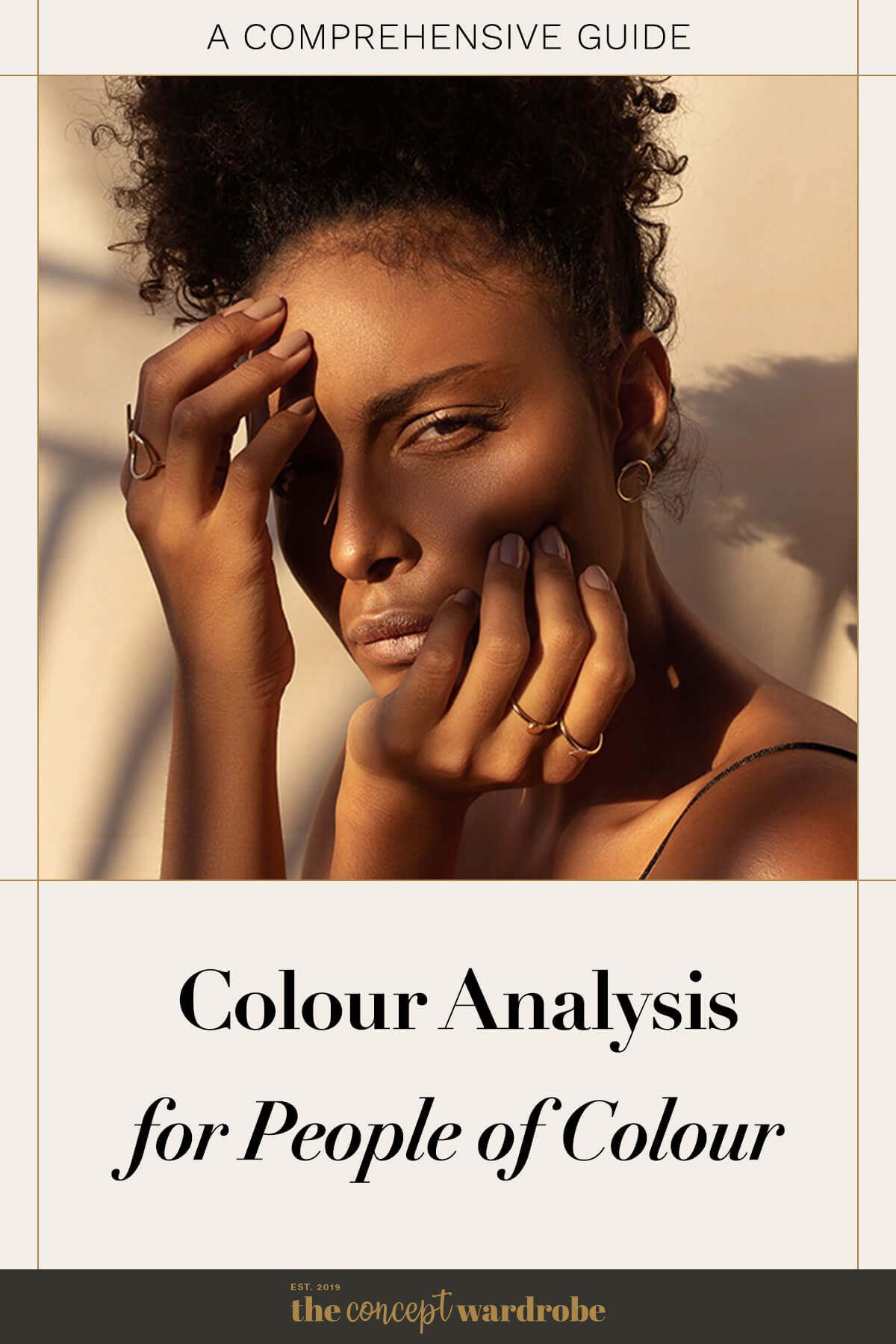 Colour Analysis for People of Colour - Pinterest
