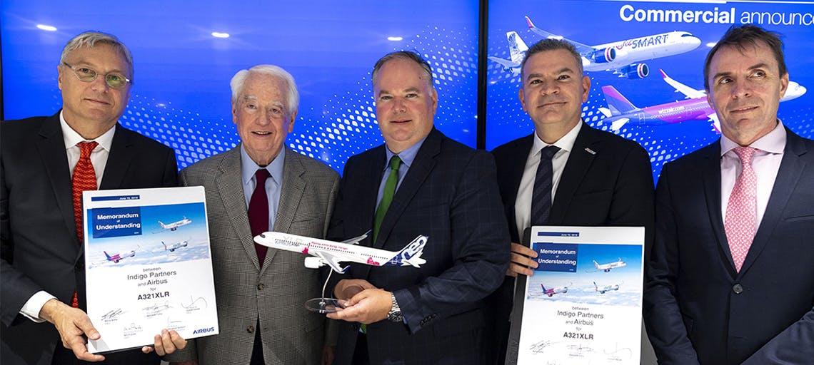 indigo partners and airbus