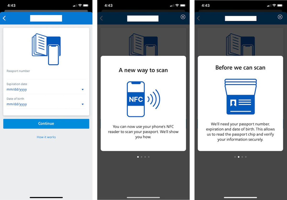 American Airlines' mobile app now lets users add their mobile passport