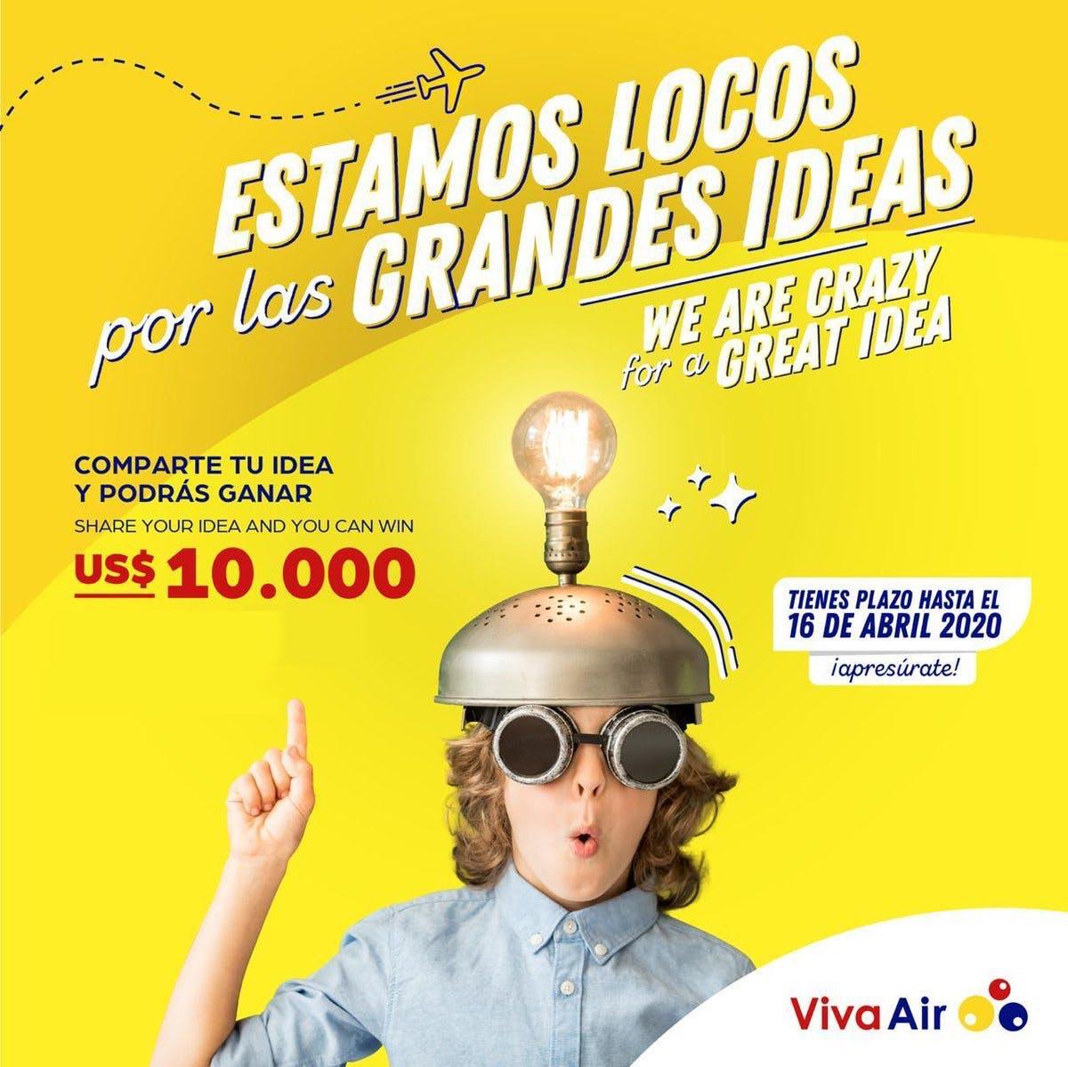 VivaAir promo