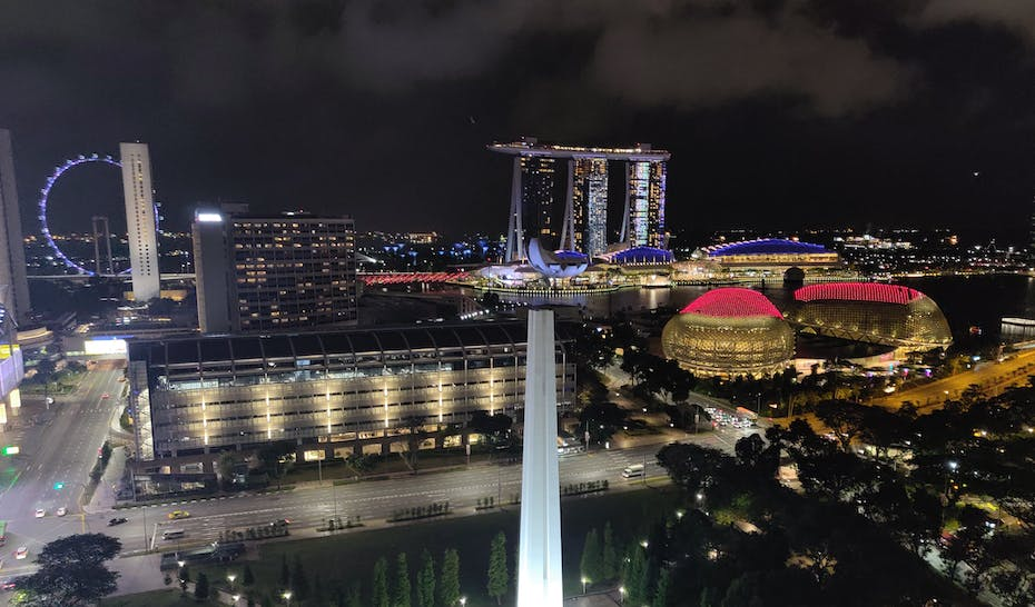 The Deafening Silence Of Depressed Demand – One Traveler's View From Singapore