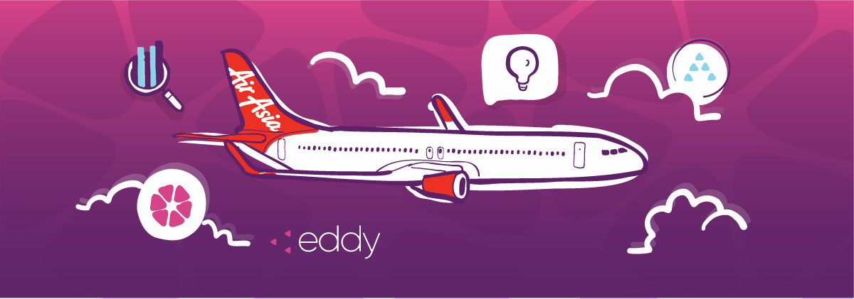 AirAsia Aims for Streamlined Revenue Management & Data Science Processes with Kambr's Eddy Software