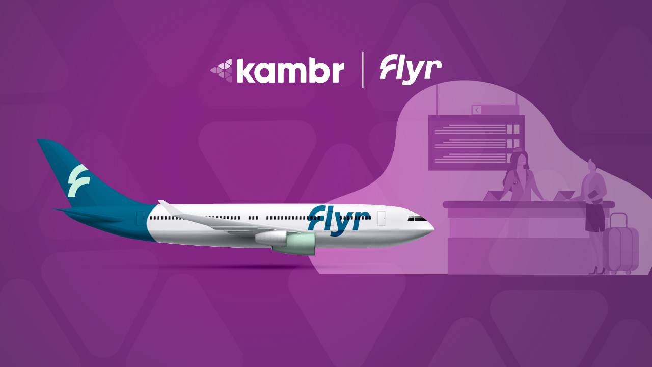 Kambr and Flyr Introduce Continuous Pricing