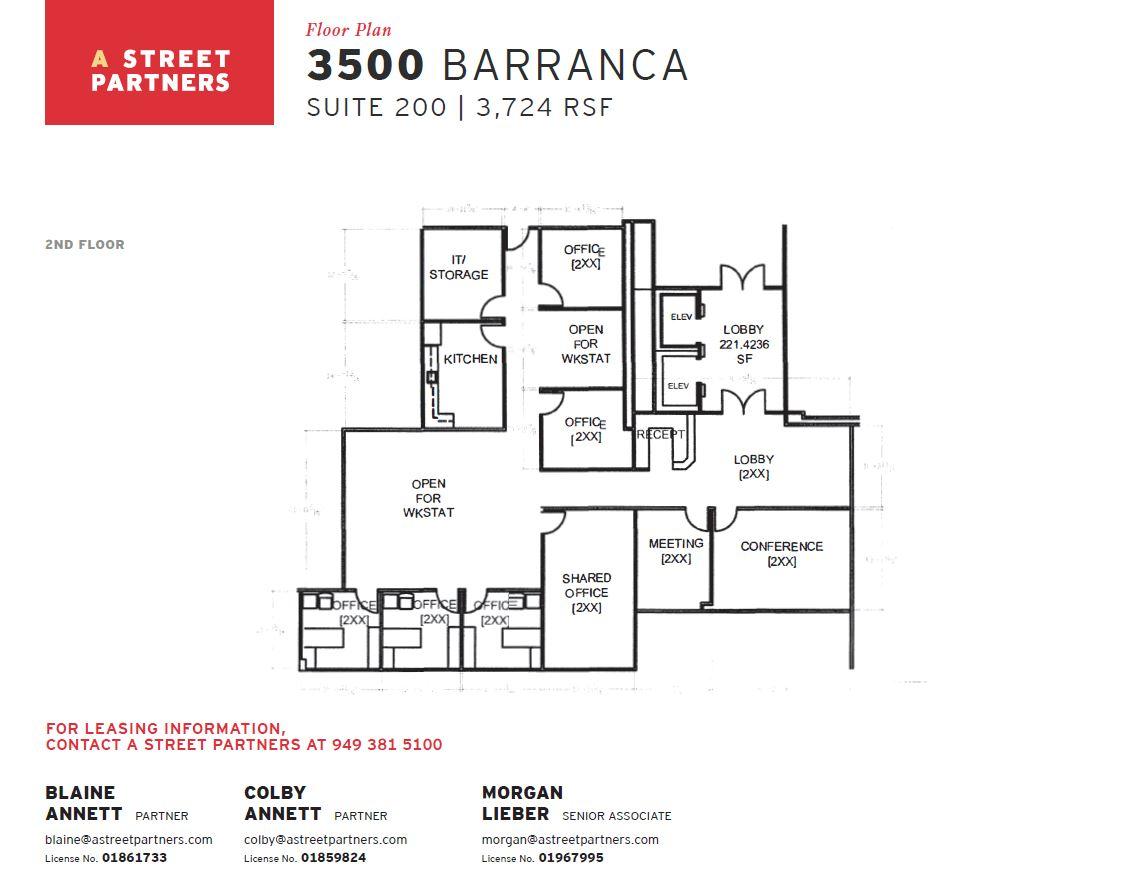3500 Barranca