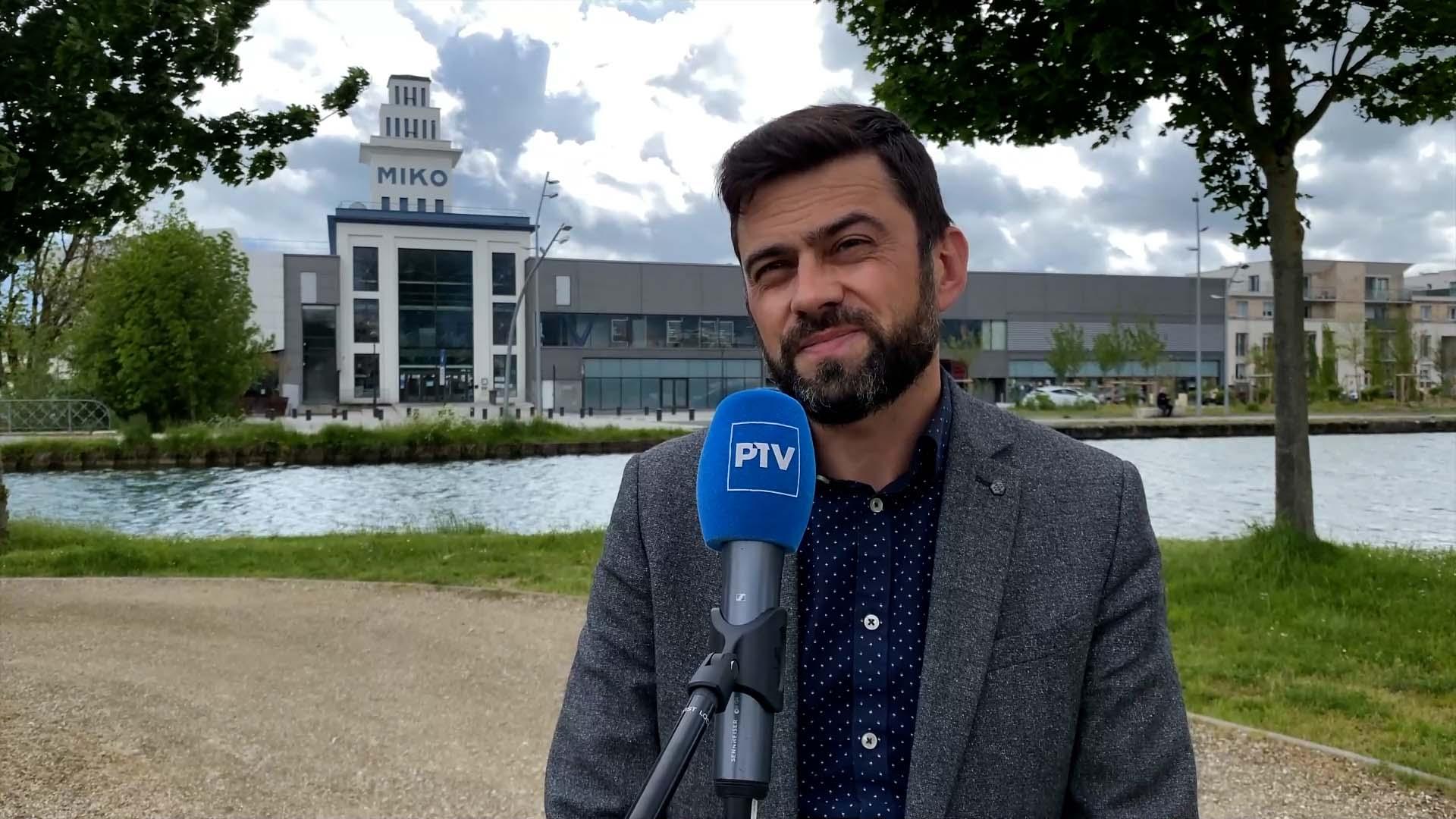 Puissance Television - Etienne Marasi, tête de liste haut-marnais pour les élections régionales -PTV