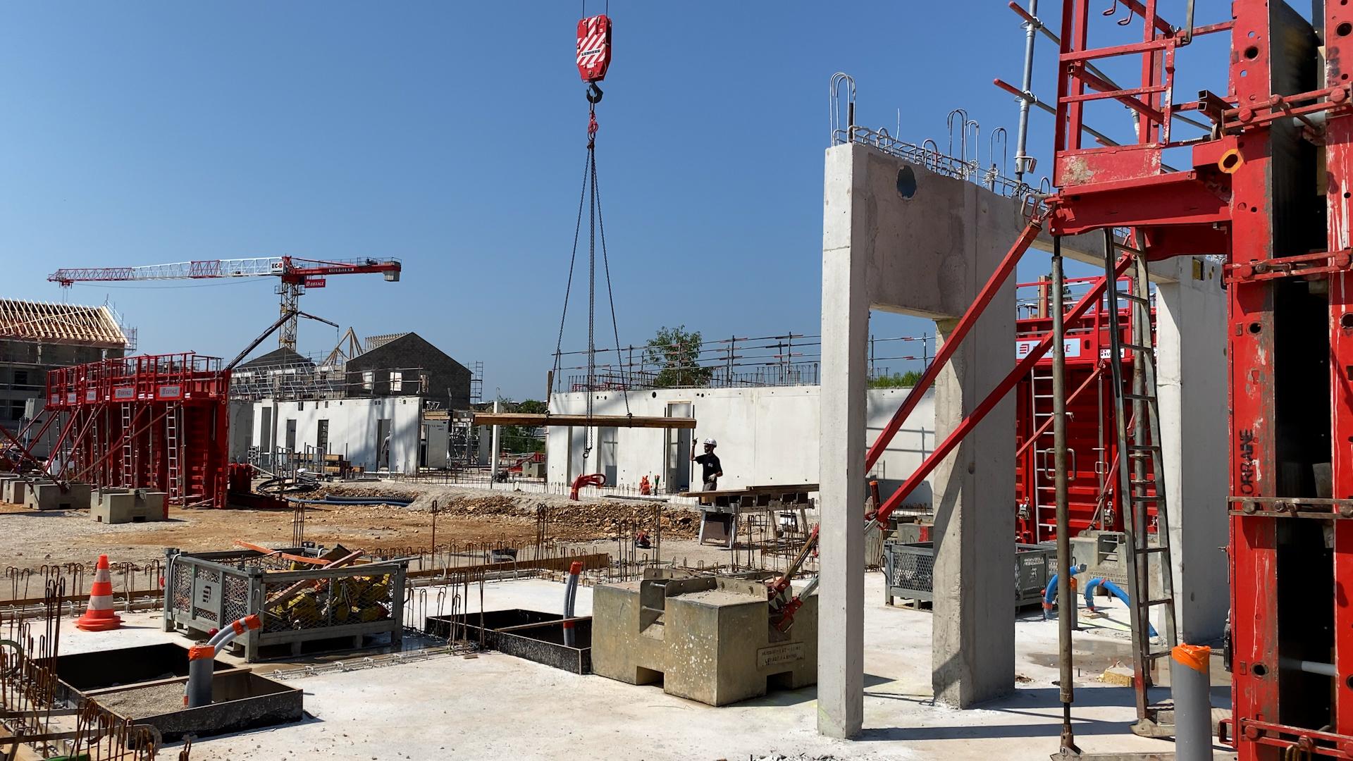 Puissance Télévision - 74 nouveaux logements pour la Gendarmerie - PTV