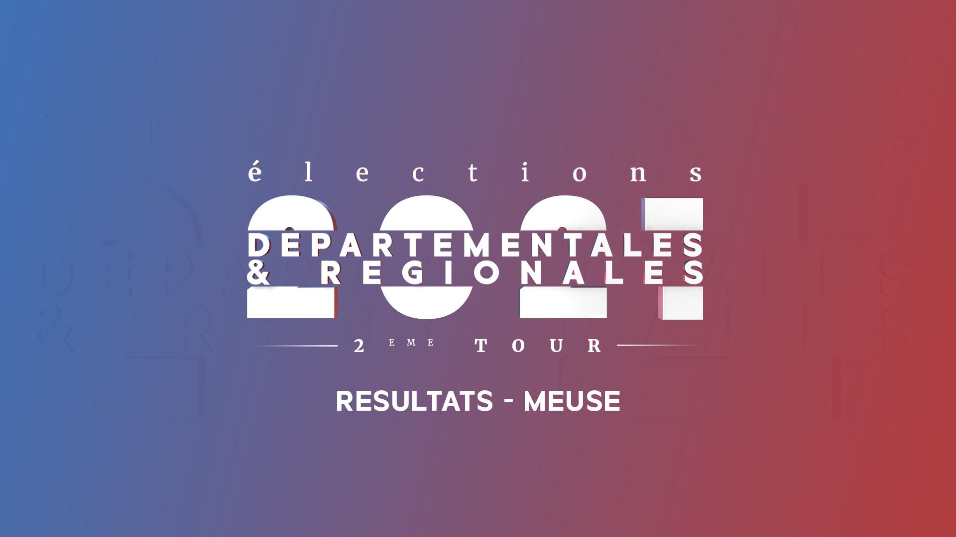 resultats departementales et regionales dans la meuse