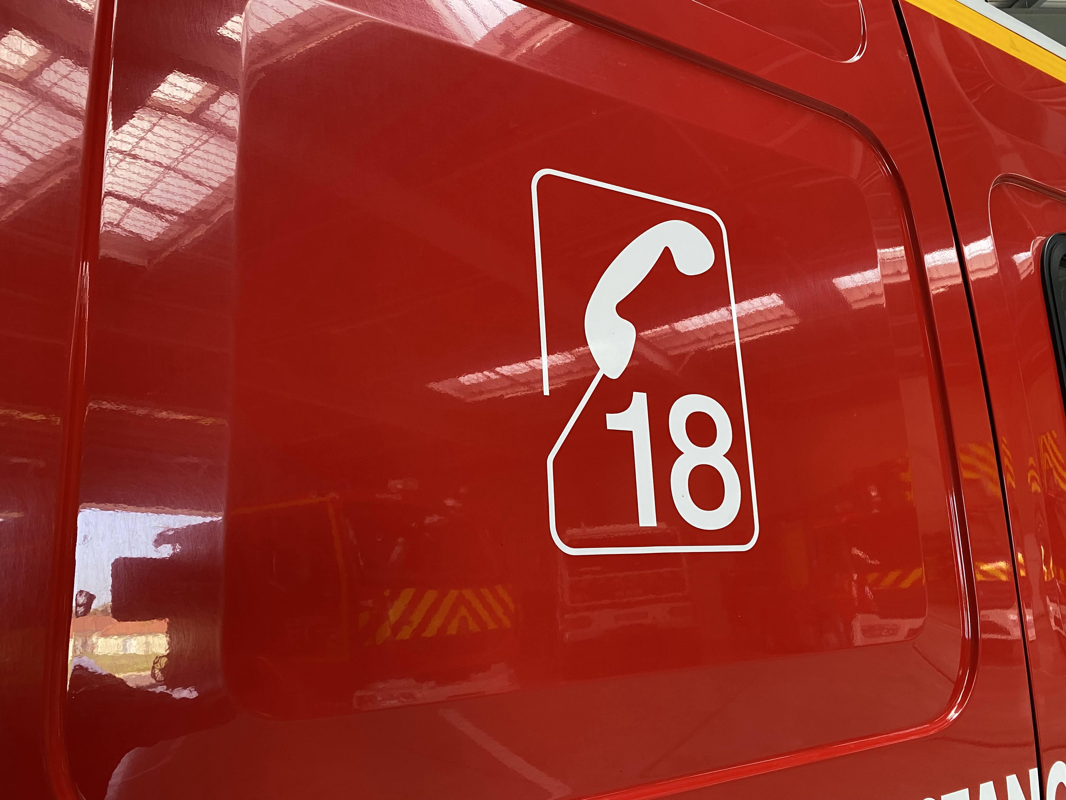 Sapeurs pompiers 18