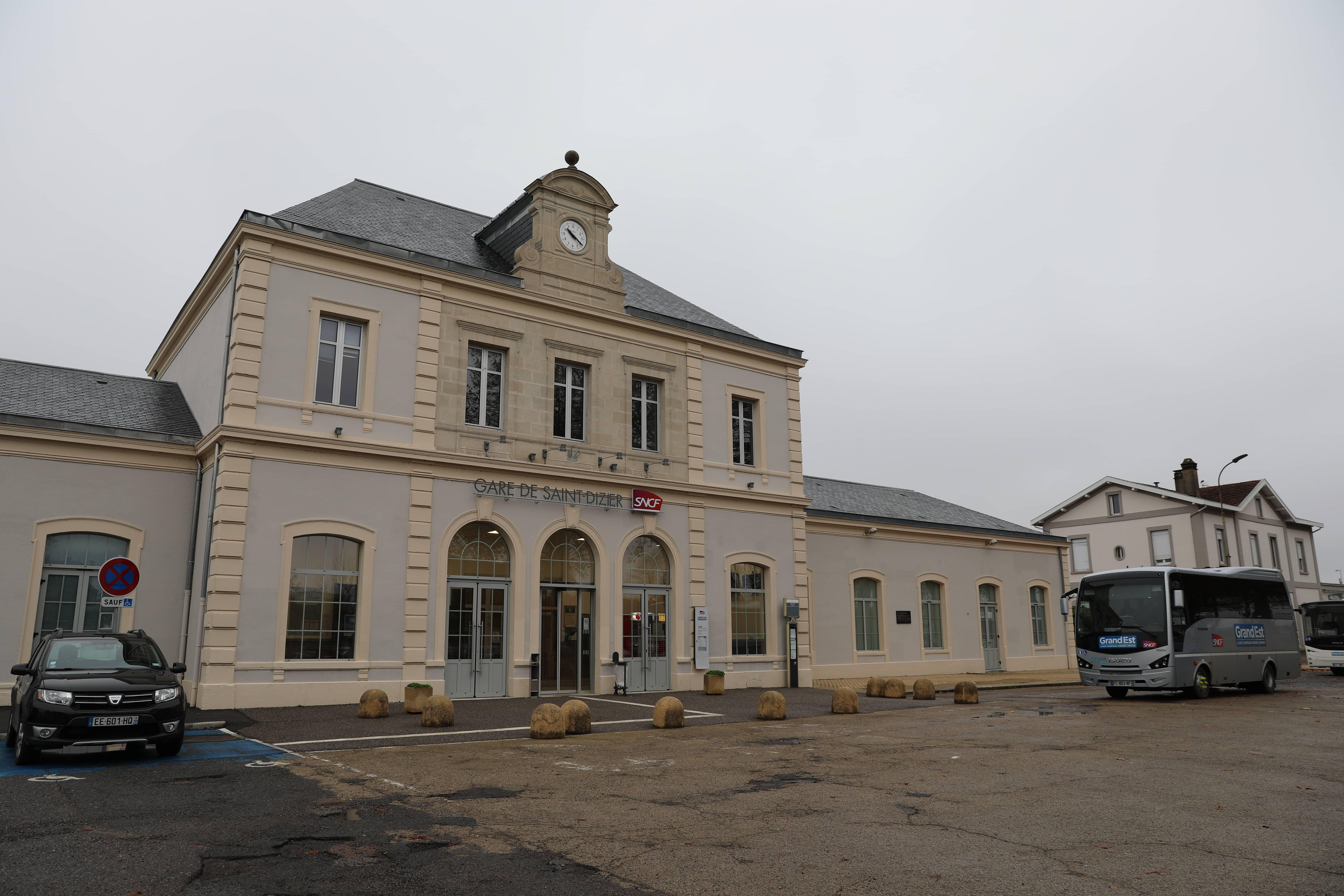Gare de Saint Dizier