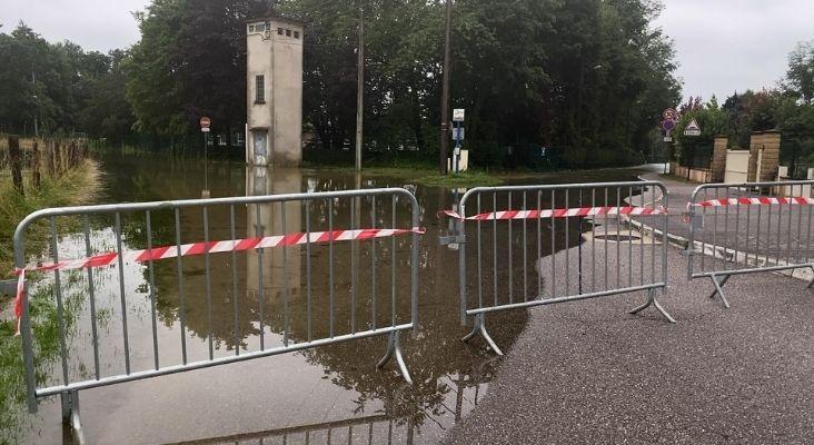 inondations meuse
