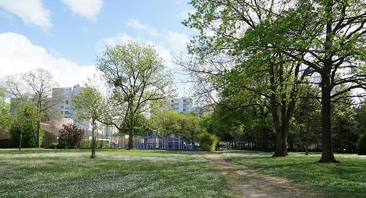 Parc de Saint-Dizier